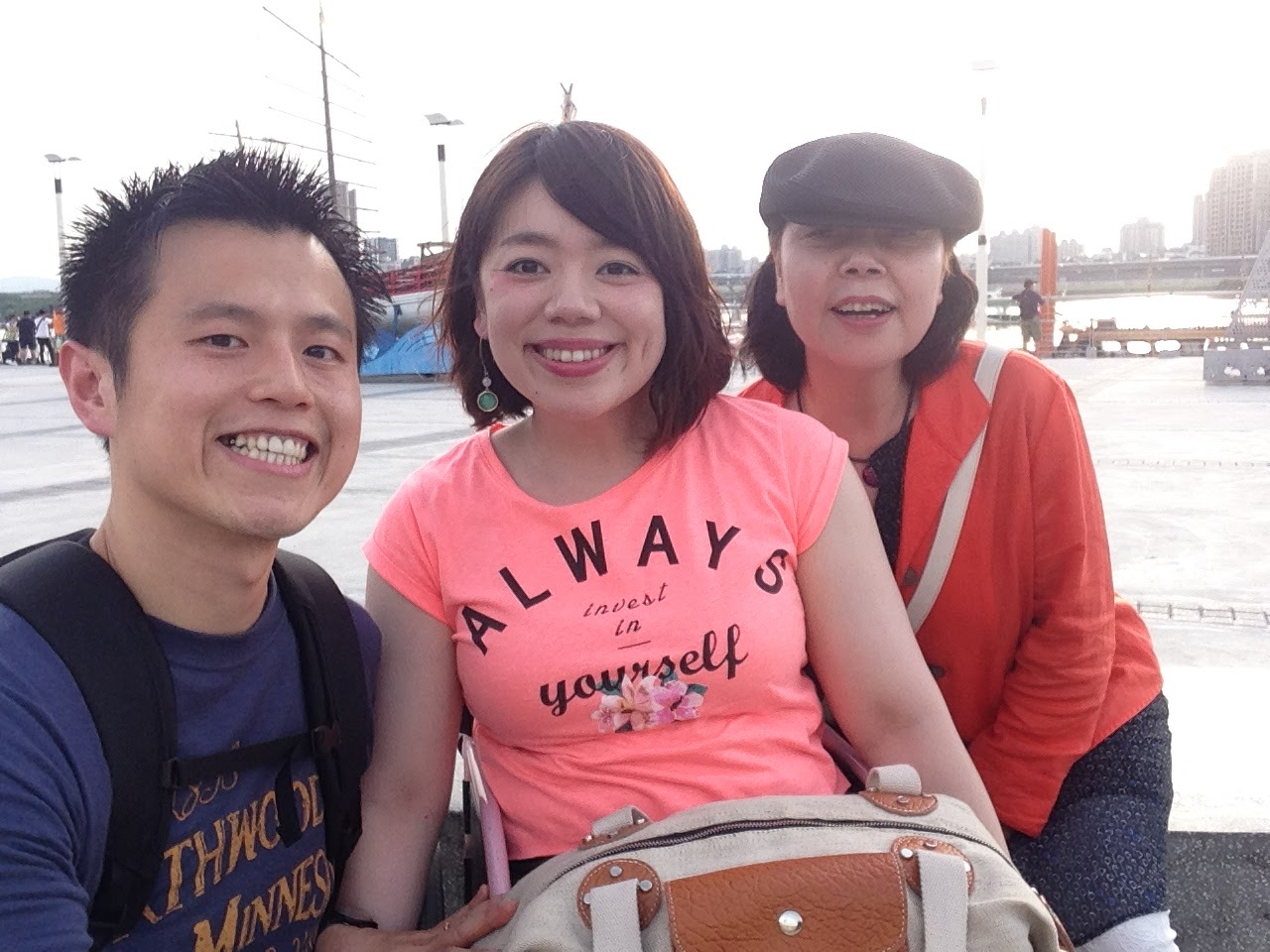 家族で台湾へ