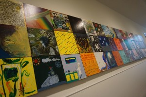 Ed Roberts Campus Paintings