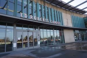 Ed Roberts Campus Exterior