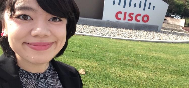 「すべてはあなた次第」働きやすい環境は従業員自らの声で実現させる ~Cisco訪問 後編~