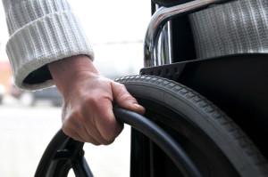 wheelchair user moonrider