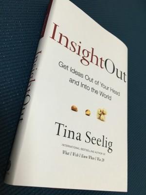 Tina Seelig - Inside Out 洋書