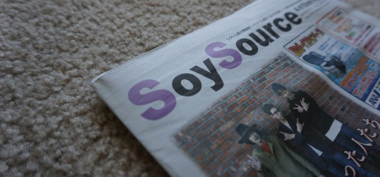 "I Was Interviewed by ""SoySource"", A Local Media in Seattle!"