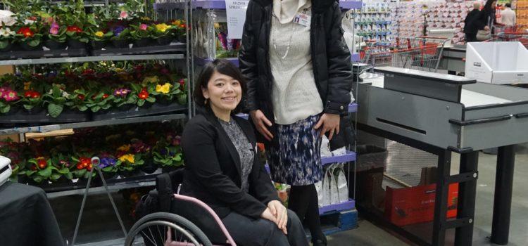 店頭でプロフェッショナルに働く障害者たち ~Costco訪問 前編~