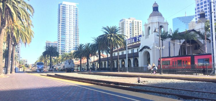 San Diego Has the Best Trolley System for Wheelchair Users!