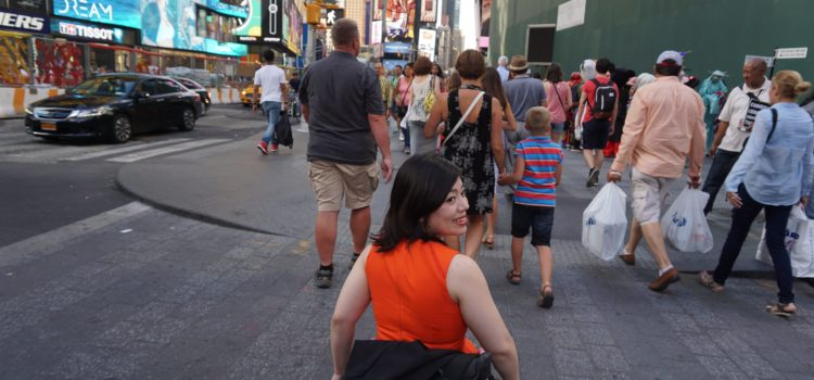 Traveling New York City with Wheelchair
