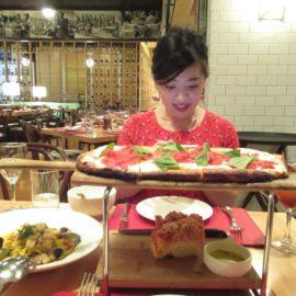 歩いて巡るニューヨーク ~ オススメのレストラン&カフェ Top 12 ~