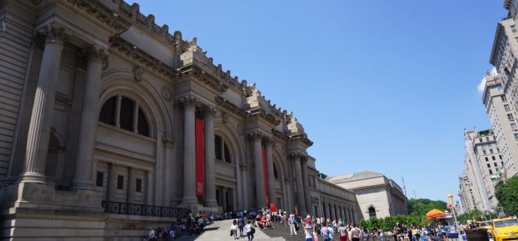 Walk around New York City ~ Top 5 Museums That I Recommend ~