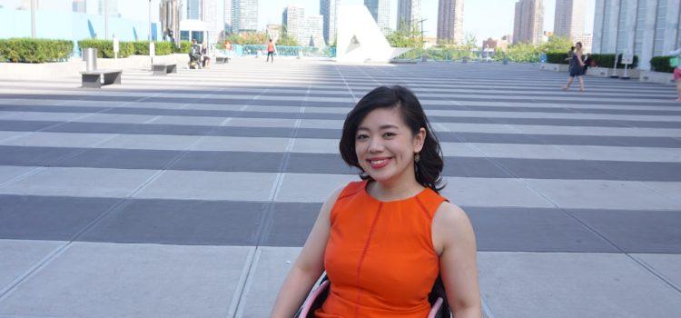 ニューヨーク国連本部で第9回障害者権利条約締約国会議に出席しました!