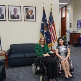 アメリカ合衆国労働省を訪問!障害者雇用促進に必要なこととは?