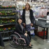 Employees with Disabilities Working Professionally at Store ~Costco Part 1~